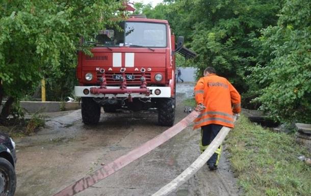 В Украине без света остаются 66 сел
