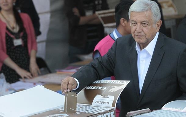 ВМексике определился победитель навыборах президента страны