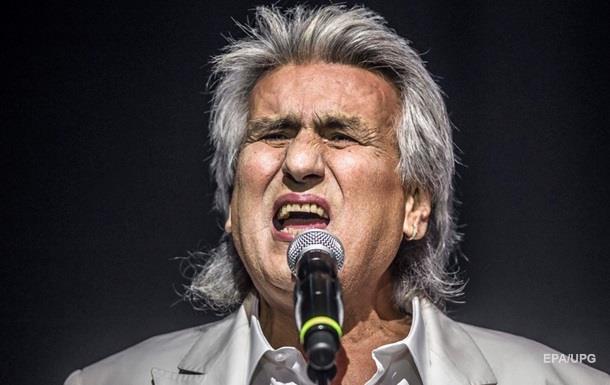 Співака Тото Кутуньо екстрено госпіталізували