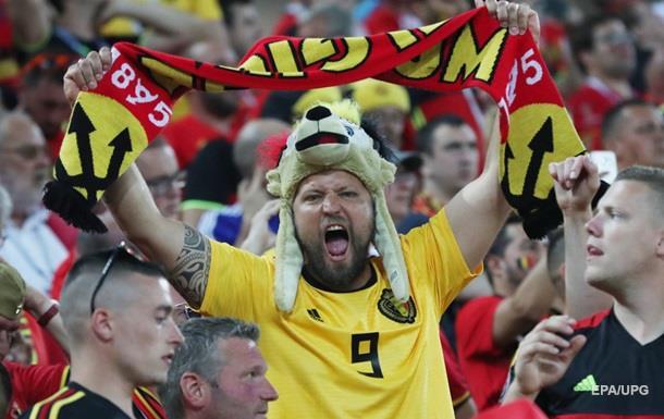 ЧМ-2018: Бельгия - Япония 3:2. Онлайн