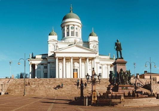 Хельсинки на двоих