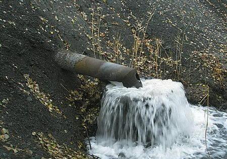 Вредная вода в Горловке