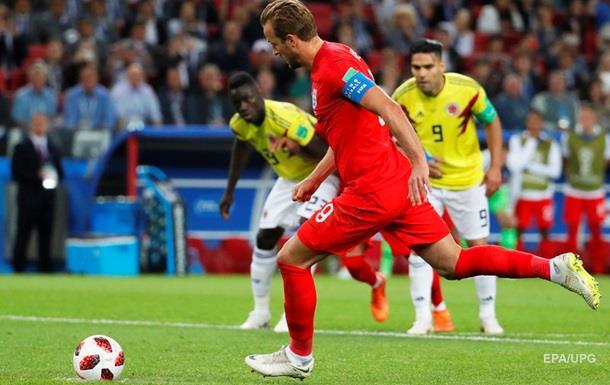 ЧМ-2018: Колумбия – Англия 1:1 (3:4). Онлайн