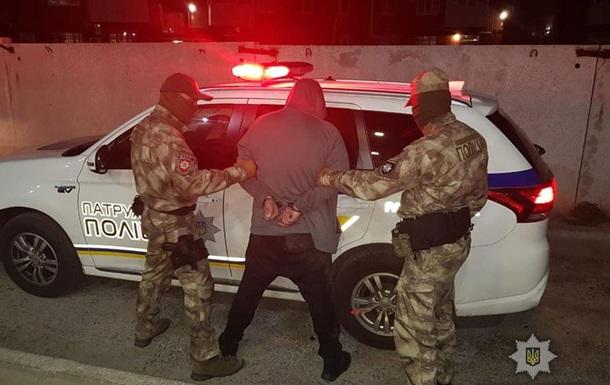 В Киеве задержали сбежавшего из зала суда Миргорода преступника