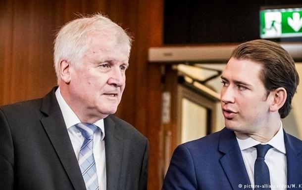 Австрія готується посилити охорону кордонів