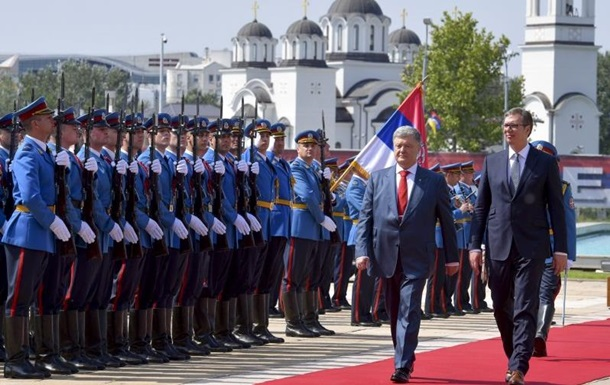 Київ і Белград розширили угоду про безвіз