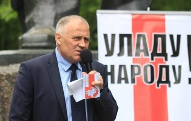 У Білорусі затримали опозиціонера Статкевича