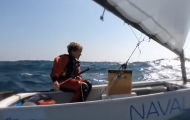 Француз одолел Северное море за рекордное время