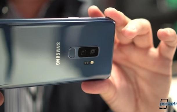 Флагманы Samsung уличили в рассылке личных фото