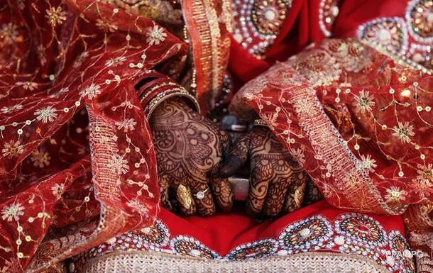Индианка отказалась выходить замуж за испуганного грозой жениха