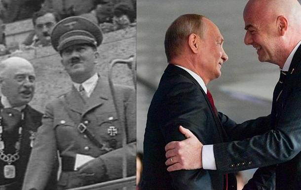 «Спорт поза політикою» – Берлін 1936 – Москва – 2018. Світлини