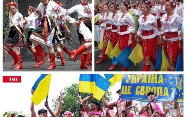 Проблема культурной евроинтеграции Украины