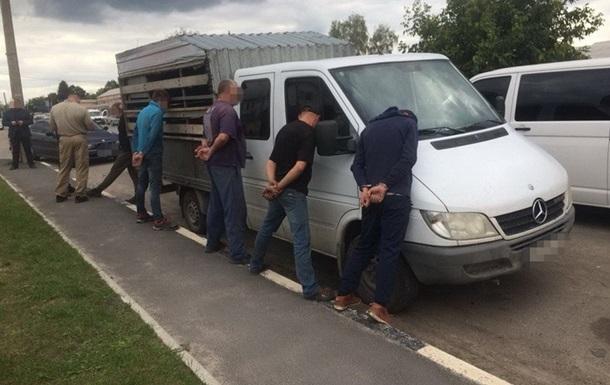 На Житомирщине ликвидировали банду рэкетиров - СБУ