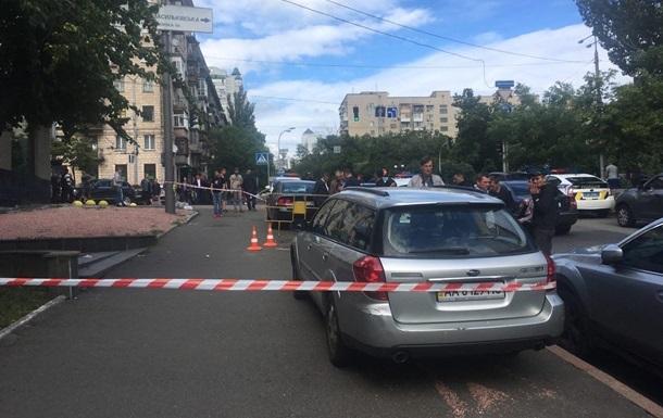 У поліції розповіли про версії вбивства в центрі Києва