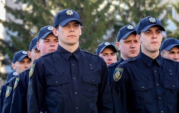 В Украине отмечают День Национальной полиции