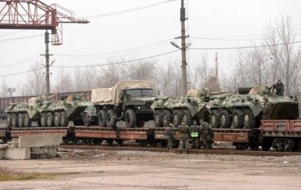 В Харьковской области при погрузке техники погиб военный