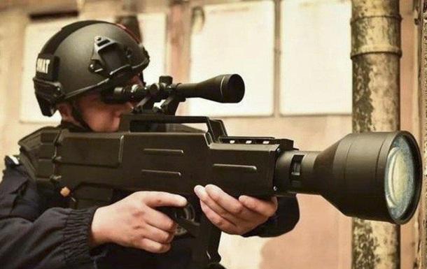 Китай заявив про створення лазерної гвинтівки для масового виробництва