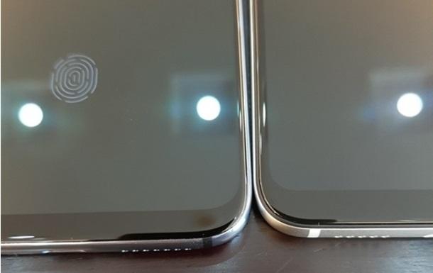 З явилися фото флагмана Meizu з екранним Touch ID