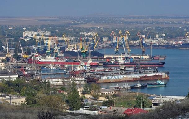Запрет на посещение портов Крыма в июне нарушило 21 судно