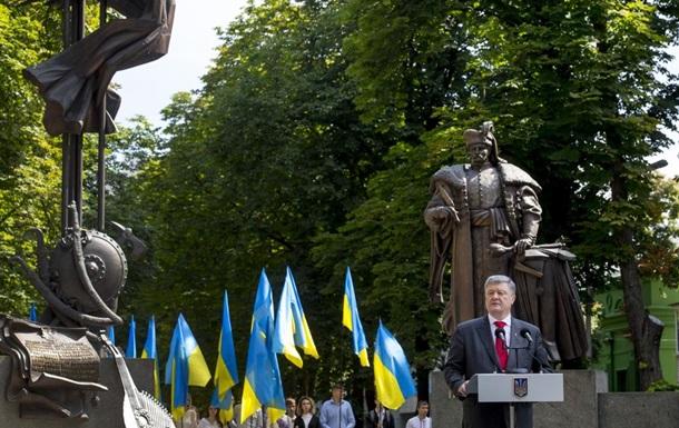 Порошенко: Украина была матерью для РПЦ