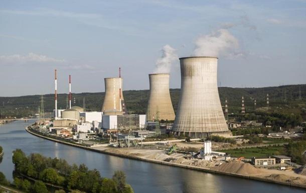 У Бельгії зупинили роботу реактора АЕС через виявлений дефект