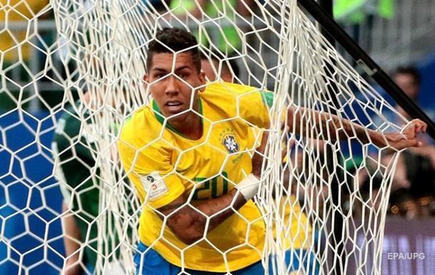 ЧС-2018: Бразилія - Бельгія. 1:2. Онлайн