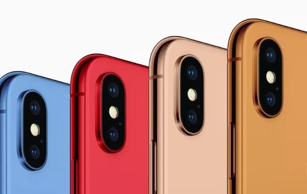Появилась информация о цветах будущего iPhone
