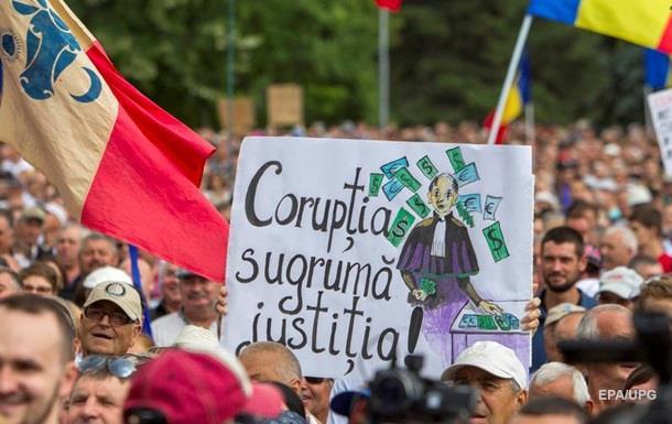 Экс-лидер евроинтеграции. ЕС отложил транш Молдове