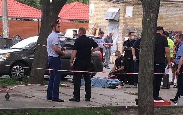 Вбивство поліцейського в Києві: подробиці