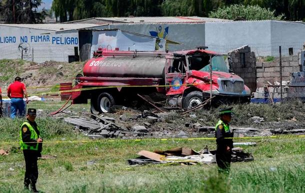 На фабрике фейерверков в Мексике произошел взрыв: есть жертвы