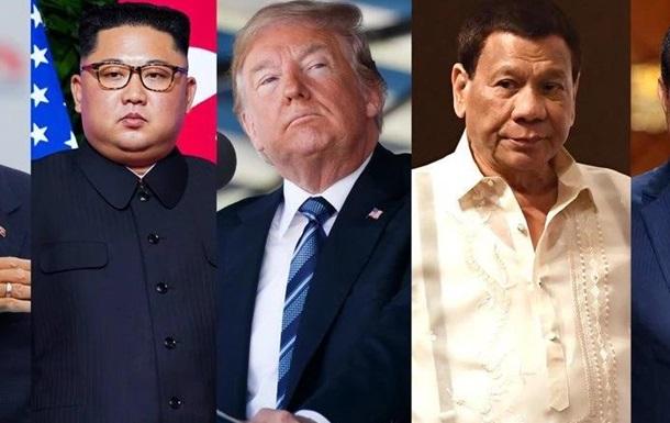 Томас Фрідман (Thomas L. Friedman): Трамп вітає диктаторів