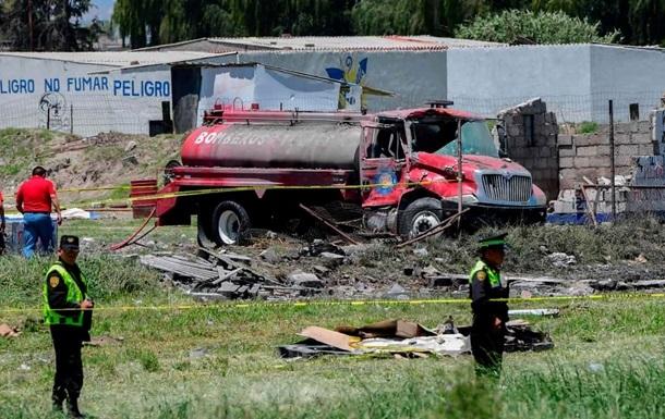 Вибух на фабриці феєрверків у Мексиці: число жертв зросло до 24