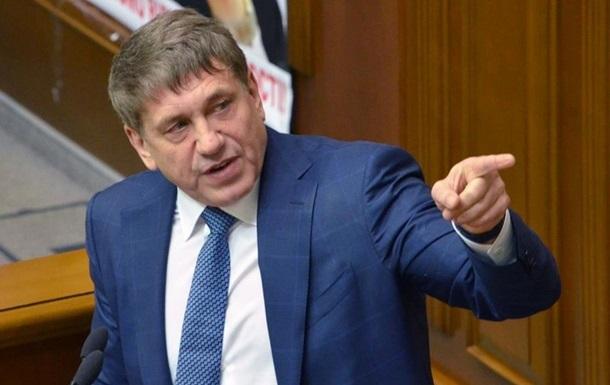 Насалик заявил, что шахтеры пришли на переговоры пьяными