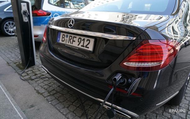 В Украине вырос спрос на электромобили