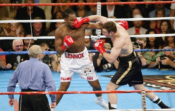 Кличко повернеться в ринг для бою з Льюїсом