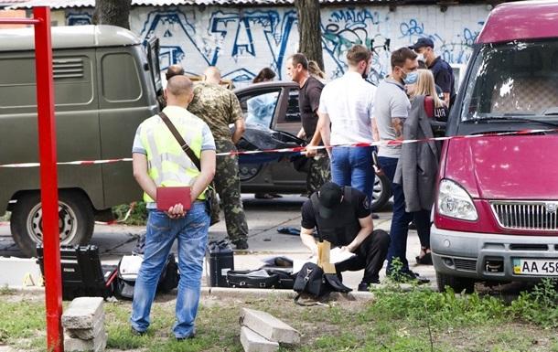 Затримано вбивцю поліцейського в Києві - ЗМІ