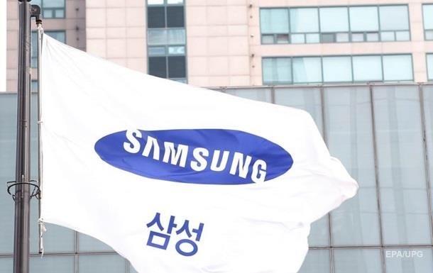 Китай подозревают в краже разработок у Samsung - СМИ