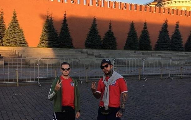 Фанати, які знущалися над  Леніним , виявилися не англійцями