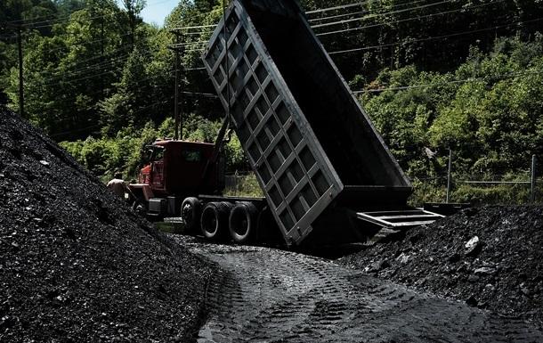 Україна збільшила імпорт вугілля