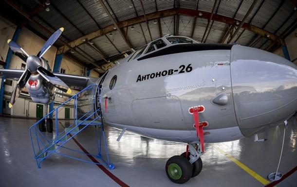 Повітряним силам ЗСУ передали літак Ан-26