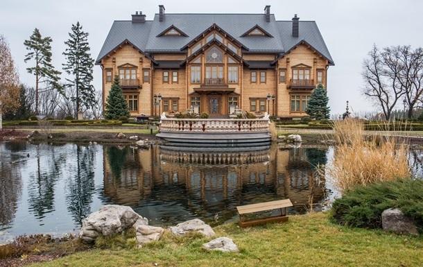 Суд принял решение по резиденции Януковича в Межигорье