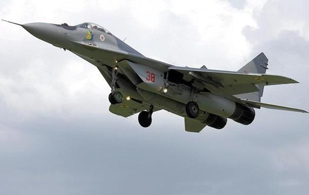 Польща призупинила польоти МіГ-29 після катастрофи