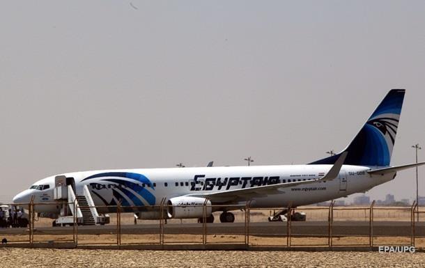 Французские следователи назвали причину крушения самолета EgyptAir