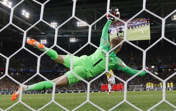 ЧС-2018: Швеція - Англія 0:2. Онлайн