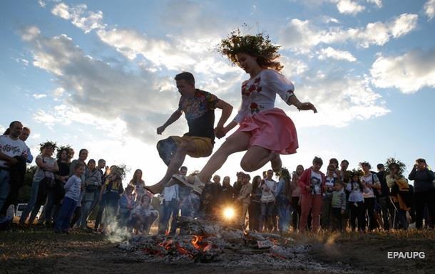 У Харківській області на Івана Купала дитина впала у багаття
