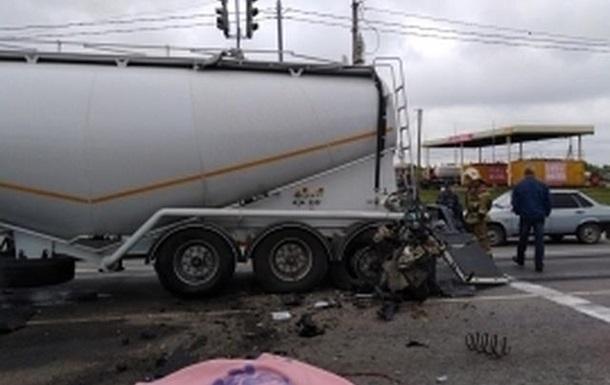 У РФ внаслідок аварії загинуло подружжя з України