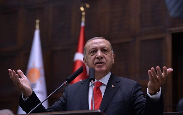 У Туреччині буде відбуватися інавгурація Ердогана