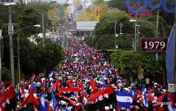 За день протестов в Никарагуа погибли 14 человек
