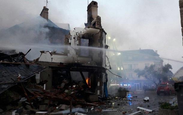 У Франції стався вибух в магазині, постраждали 10 осіб