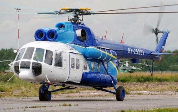 У Киргизстані впав військовий вертоліт, є постраждалі